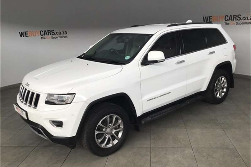 Jeep Grand Cherokee 3.6L Limited 2013