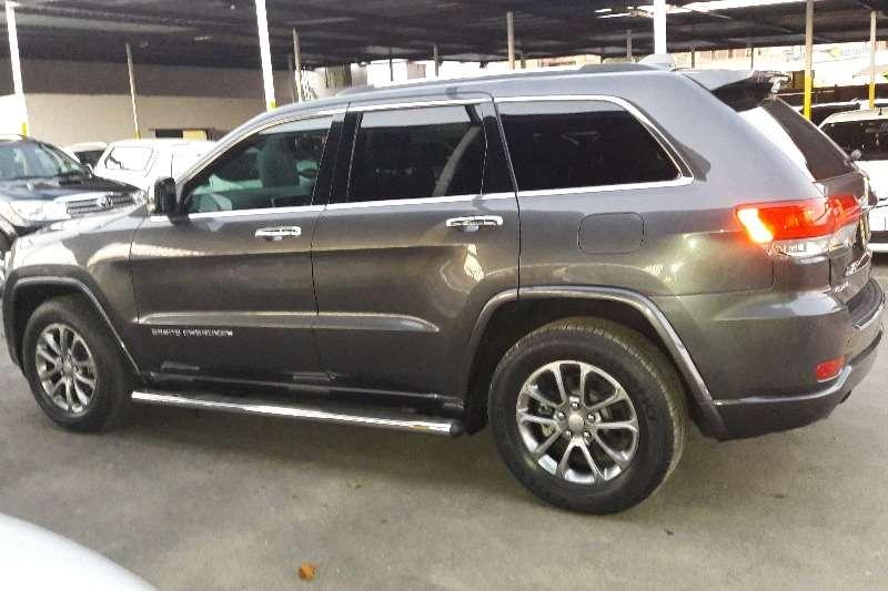 Jeep Grand Cherokee 3.6L Limited 2014
