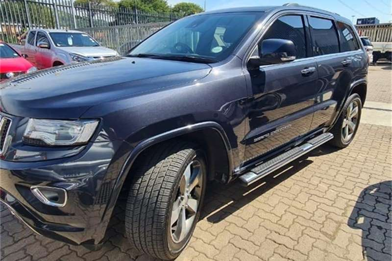 Jeep Grand Cherokee 3.6L Limited 2014