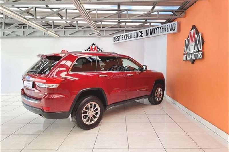 Used 2015 Jeep Grand Cherokee 3.6L Limited