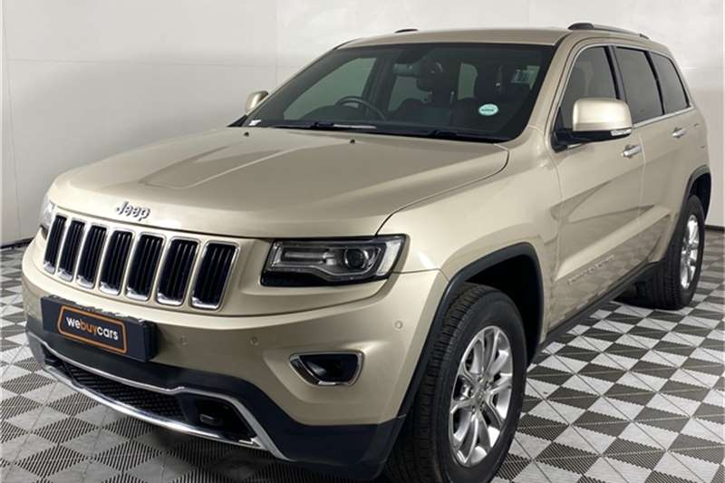 2015 Jeep Grand Cherokee Grand Cherokee 3.6L Limited