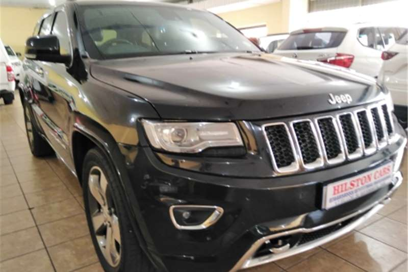 Jeep Grand Cherokee 3.6L Limited 2017