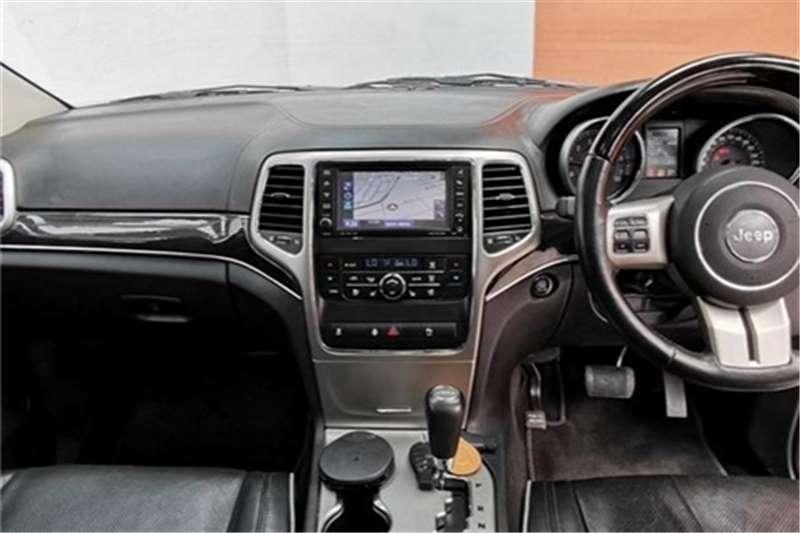 Jeep Grand Cherokee 3.6L Overland 2012