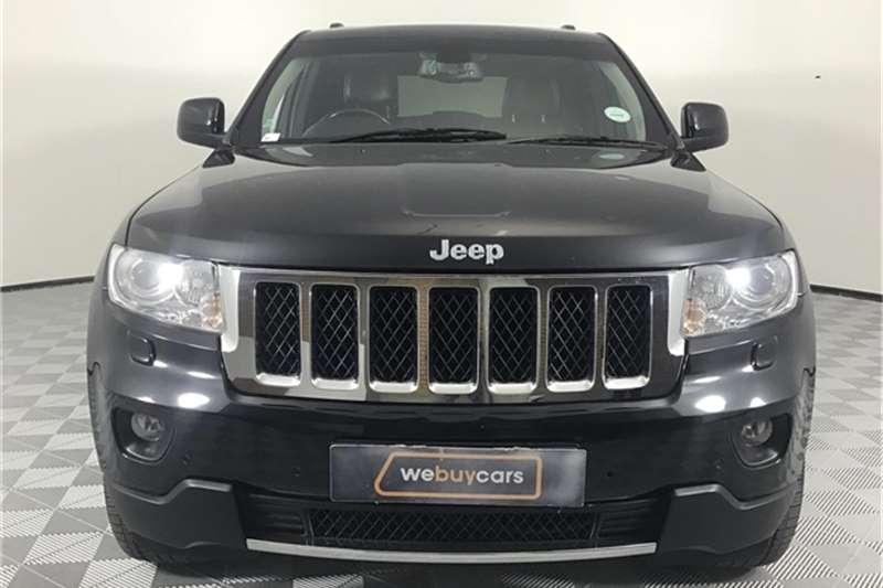 Jeep Grand Cherokee 3.6L Overland 2013