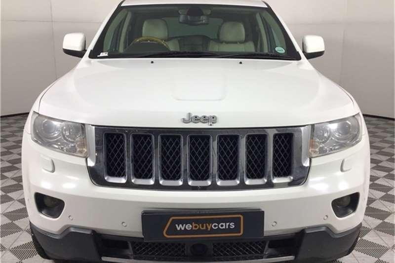Used 2013 Jeep Grand Cherokee 3.6L Overland
