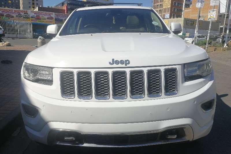 Jeep Grand Cherokee 3.6L Overland 2014
