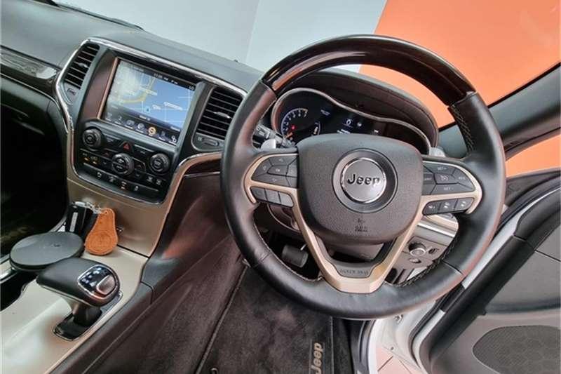 Used 2014 Jeep Grand Cherokee 3.6L Overland