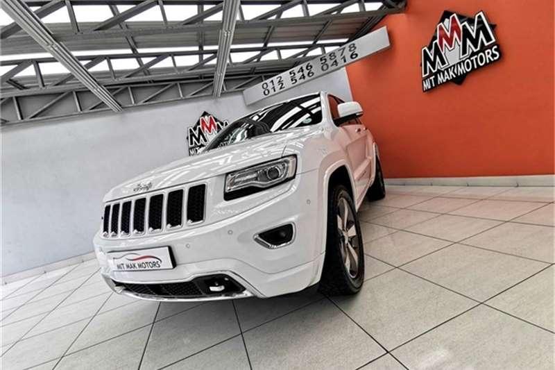 Jeep Grand Cherokee 3.6L Overland 2015