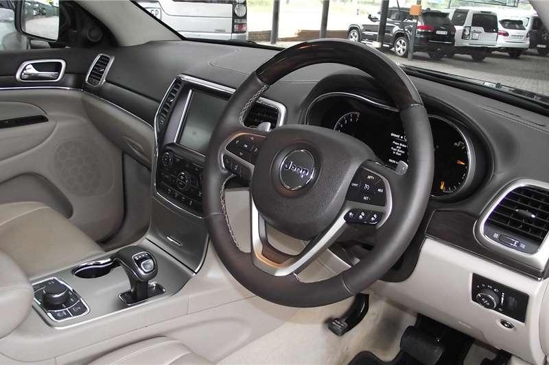 Used 2015 Jeep Grand Cherokee 3.6L Overland