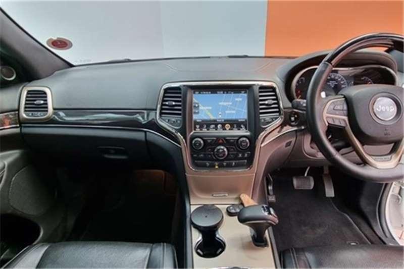 2015 Jeep Grand Cherokee Grand Cherokee 3.6L Overland