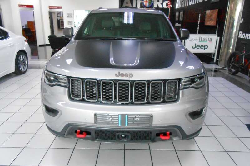 Jeep Grand Cherokee 3.6L Overland 2019