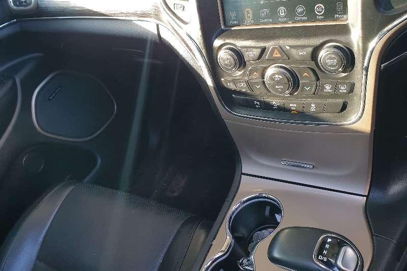 Used 2015 Jeep Grand Cherokee 3.6L Summit