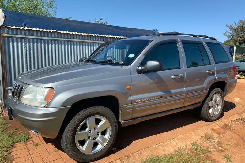 Jeep Grand Cherokee 3.7L Laredo 2001