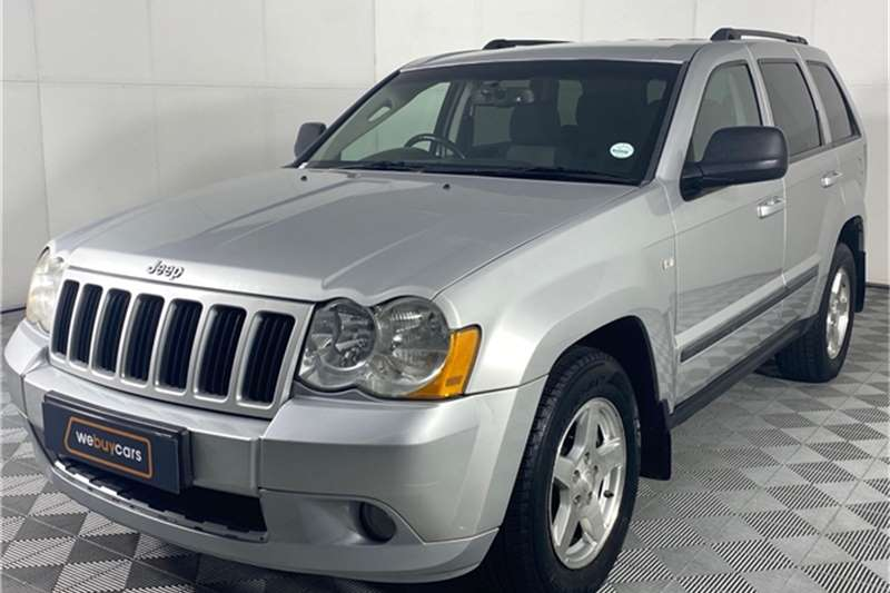 2010 Jeep Grand Cherokee Grand Cherokee 3.7L Laredo