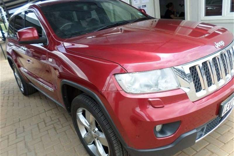 Jeep Grand Cherokee 5.7 Overland At 2012