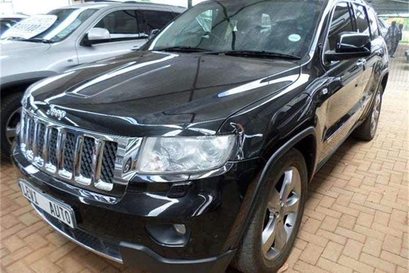 Jeep Grand Cherokee 5.7 Overland At 2013