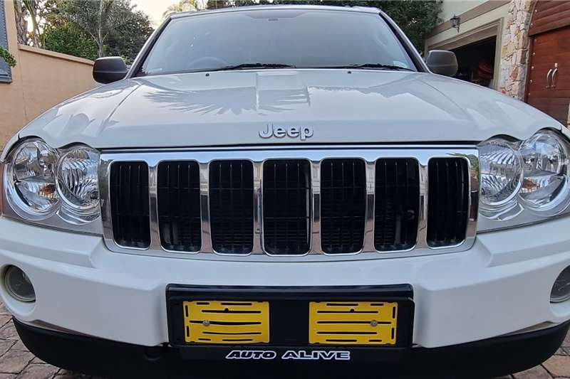 Used 2006 Jeep Grand Cherokee 5.7L Limited