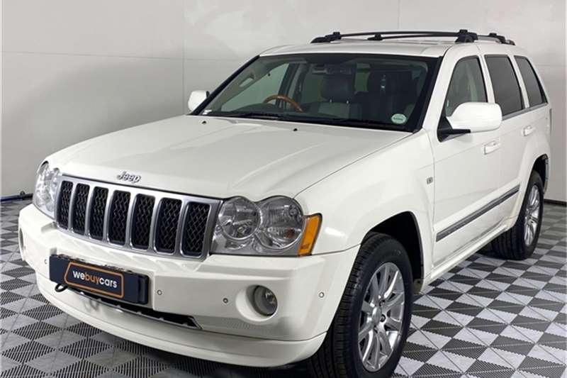 2007 Jeep Grand Cherokee Grand Cherokee 5.7L Overland