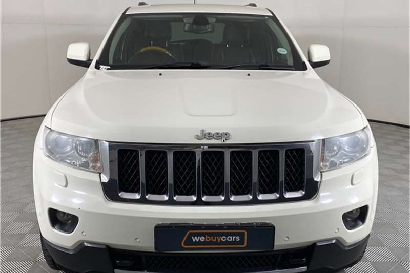 Used 2011 Jeep Grand Cherokee 5.7L Overland