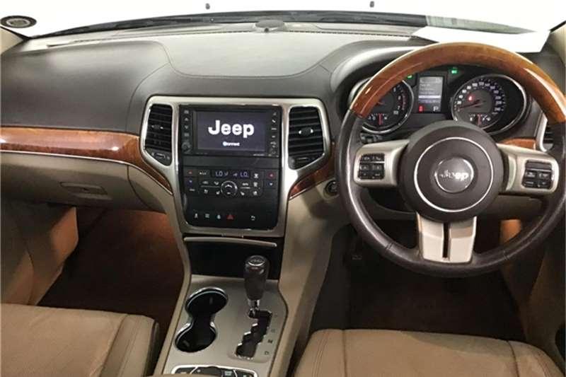 Jeep Grand Cherokee 5.7L Overland 2013