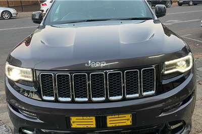 Used 2016 Jeep Grand Cherokee GRAND CHEROKEE 6.4 SRT