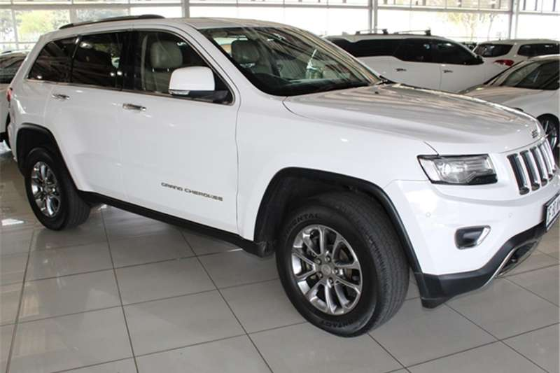 2014 Jeep Grand Cherokee 3.0CRD Limited