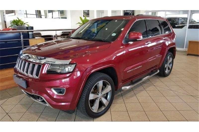 2014 Jeep Grand Cherokee 3.0CRD Overland