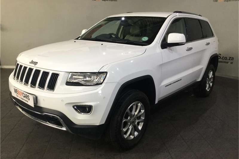 2014 Jeep Grand Cherokee 3.6L Limited