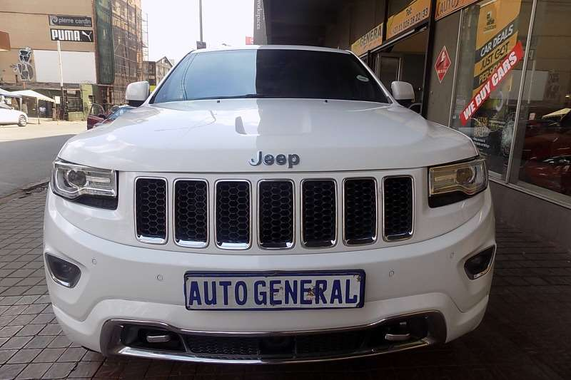 2016 Jeep Grand Cherokee 3.0CRD Laredo