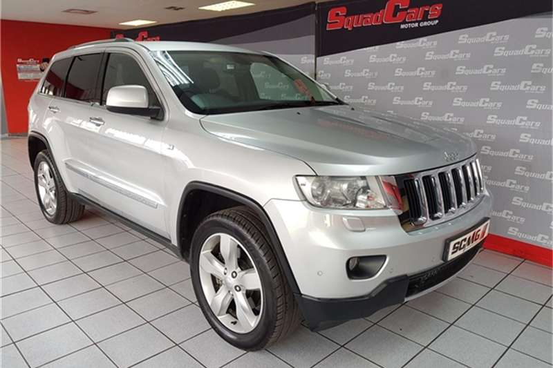 2012 Jeep Grand Cherokee 3.0CRD Limited