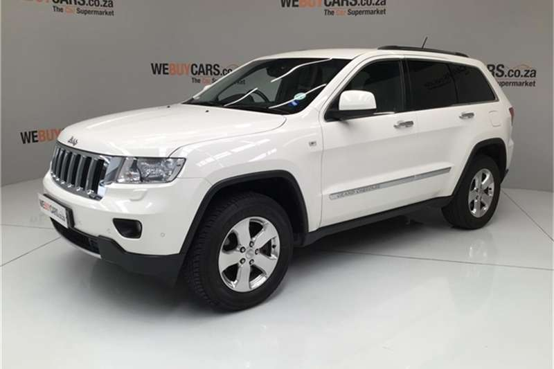 2013 Jeep Grand Cherokee 3.6L Limited