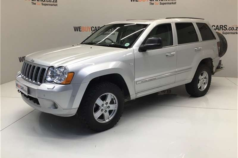 2011 Jeep Grand Cherokee 3.0L CRD Overland