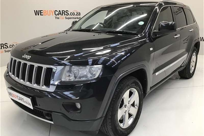 2011 Jeep Grand Cherokee 3.6L Limited
