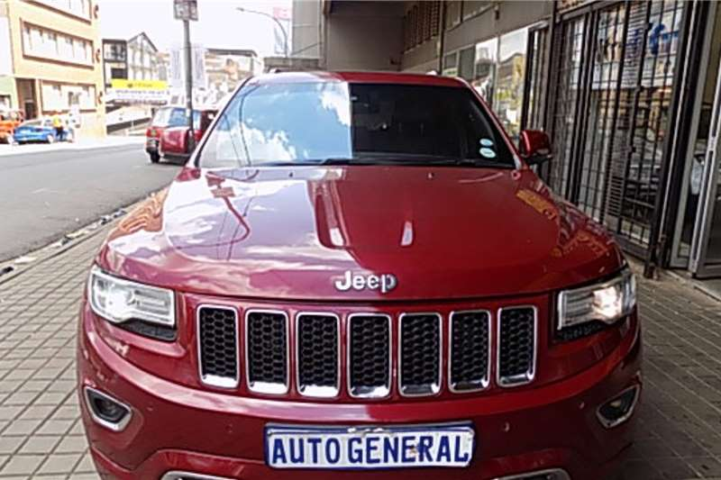2014 Jeep Grand Cherokee 3.0CRD Laredo