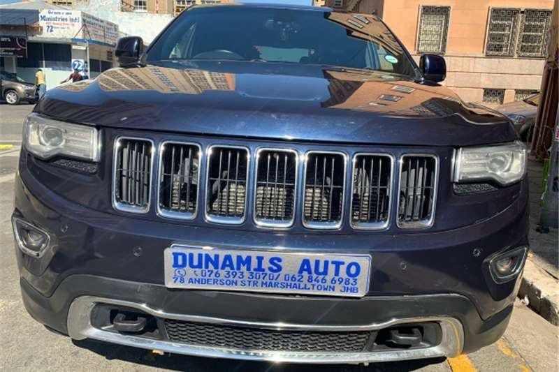 2015 Jeep Grand Cherokee 3.0CRD Limited