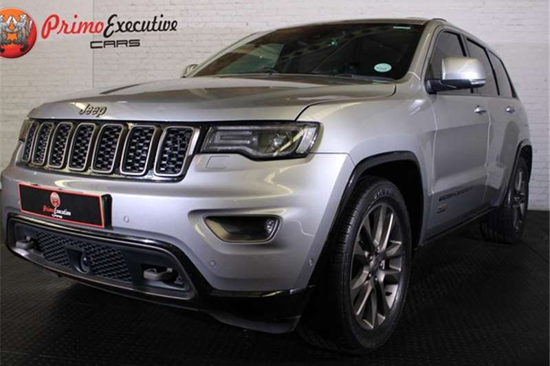 2018 Jeep Grand Cherokee GRAND CHEROKEE 3.6L 75TH
