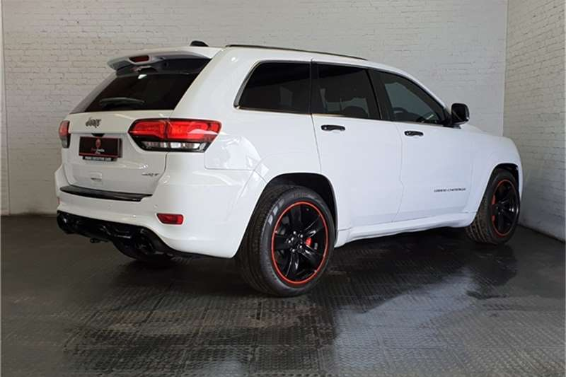 2016 Jeep Grand Cherokee SRT8