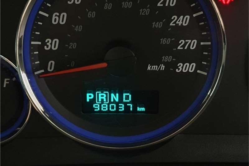 Jeep Grand Cherokee SRT8 2007