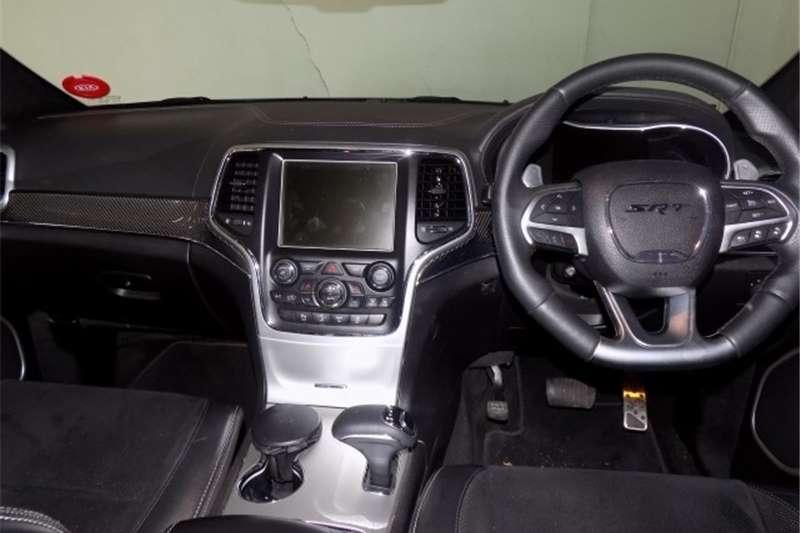 Jeep Grand Cherokee SRT8 2014