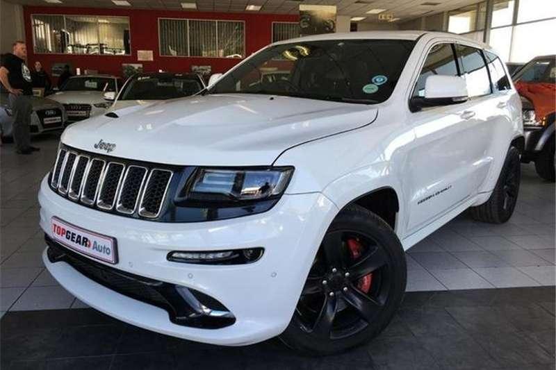 Jeep Grand Cherokee Grand Cherokee SRT8 for sale in ...