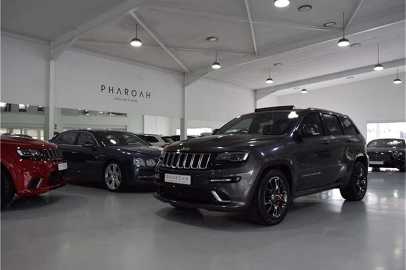 Jeep Grand Cherokee SRT8 2017