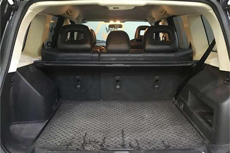 Jeep Patriot 2.4L Limited 2008