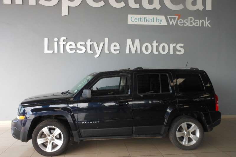 Jeep Patriot 2.4L Limited 2011