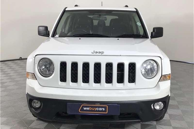Jeep Patriot 2.4L Limited 2011