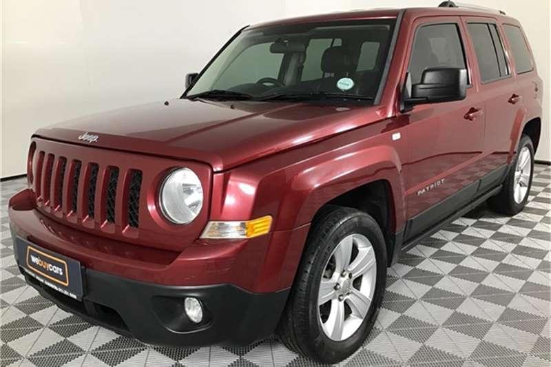 Jeep Patriot 2.4L Limited 2012