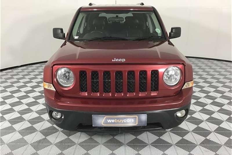 Jeep Patriot 2.4L Limited 2014