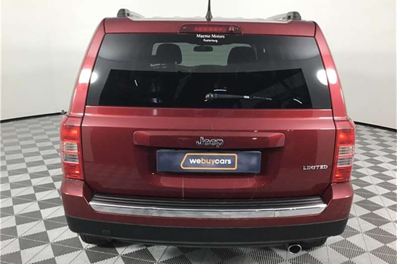 Jeep Patriot 2.4L Limited auto 2014