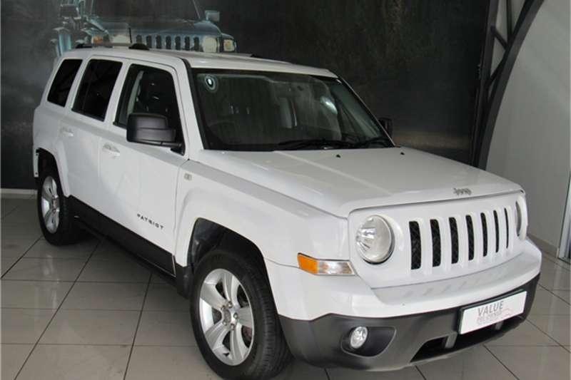 2014 Jeep Patriot 2.4L Limited