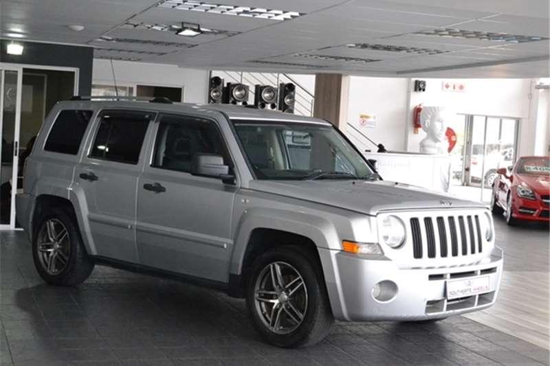 2008 Jeep Patriot 2.4L Limited
