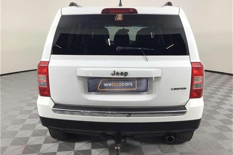 2012 Jeep Patriot 2.4L Limited